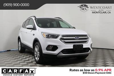 used 2018 Ford Escape car, priced at $17,919