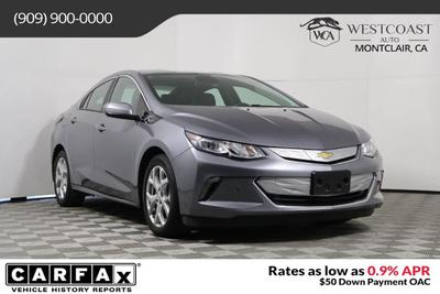 used 2018 Chevrolet Volt car, priced at $16,924