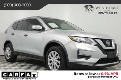 used 2020 Nissan Rogue car, priced at $18,326