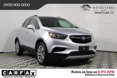 used 2019 Buick Encore car, priced at $18,720