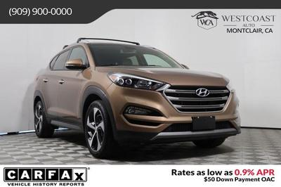 used 2016 Hyundai Tucson car, priced at $17,889