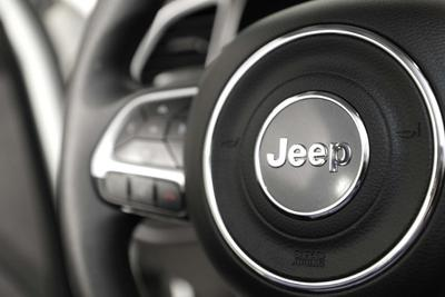 used 2018 Jeep Renegade car, priced at $17,557