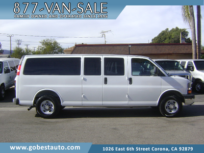 used 2010 Chevrolet Express 3500 car, priced at $12,995
