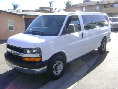 used 2007 Chevrolet Express 2500 car, priced at $10,995