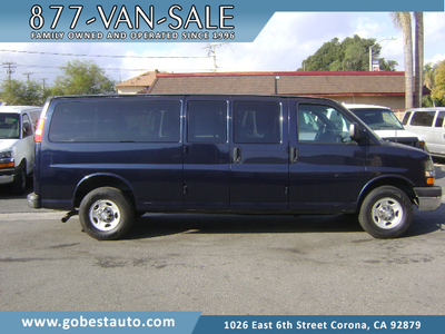 used 2012 Chevrolet Express 3500 car, priced at $13,995