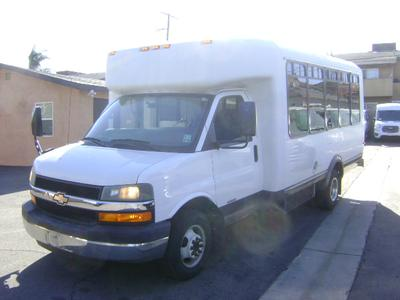 used 2009 Chevrolet Express 3500 car, priced at $16,995