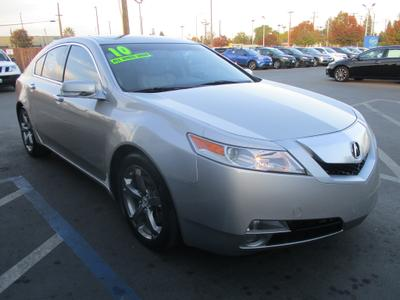 used 2010 Acura TL car, priced at $10,597
