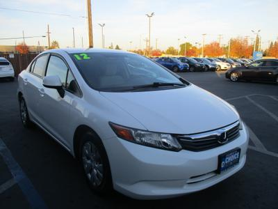 used 2012 Honda Civic car, priced at $8,597