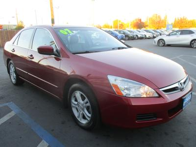 used 2007 Honda Accord car, priced at $8,597