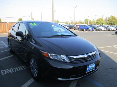 used 2012 Honda Civic car, priced at $7,597