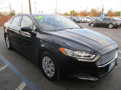 used 2014 Ford Fusion car, priced at $7,997
