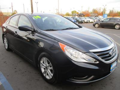 used 2014 Hyundai Sonata car, priced at $5,997