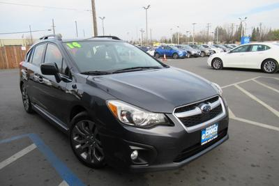 used 2014 Subaru Impreza car, priced at $9,598