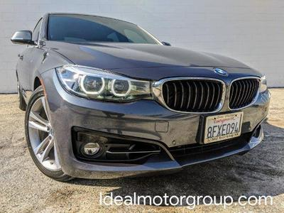 used 2018 BMW 330 Gran Turismo car, priced at $26,900