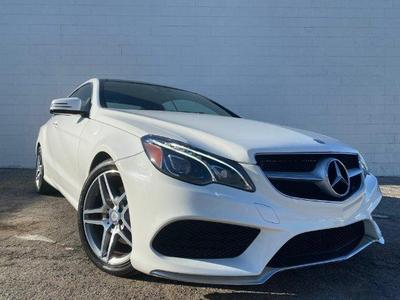 used 2017 Mercedes-Benz E-Class car, priced at $32,980