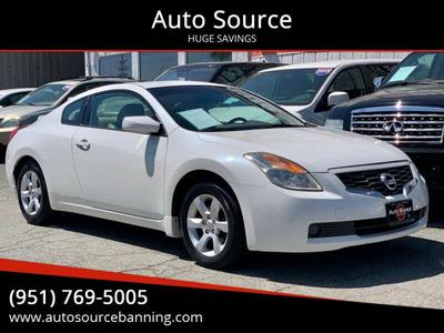 used 2008 Nissan Altima car, priced at $6,105
