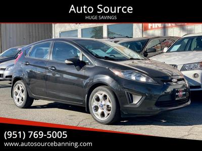 used 2012 Ford Fiesta car, priced at $6,404