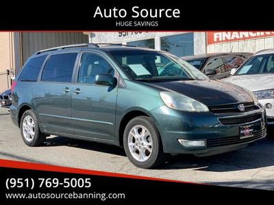 used 2004 Toyota Sienna car, priced at $7,806