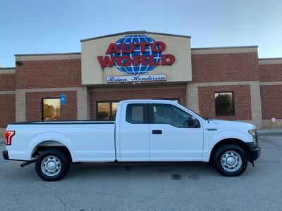 used 2017 Ford F-150 car, priced at $19,650