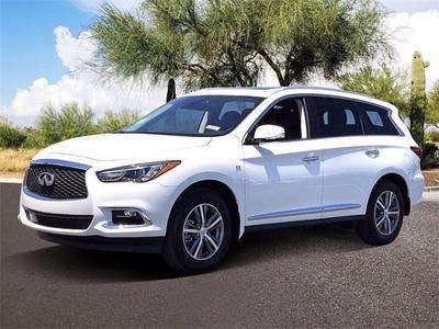 new 2020 INFINITI QX60 car, priced at $47,305