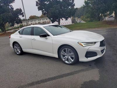 new 2021 Acura TLX car, priced at $45,025
