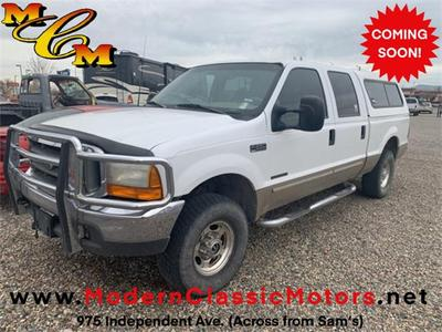 used 2000 Ford F-250 car, priced at $5,995