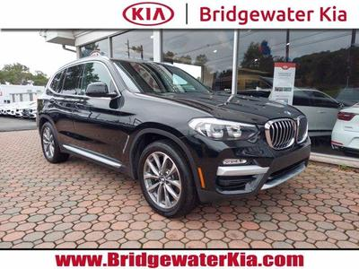 used 2019 BMW X3 car, priced at $38,400