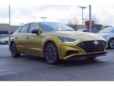 new 2020 Hyundai Sonata car, priced at $25,189