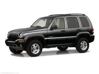 used 2002 Jeep Liberty car, priced at $1,900