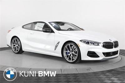 new 2021 BMW M850 car, priced at $123,495