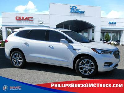 new 2021 Buick Enclave car, priced at $53,585