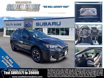 used 2019 Subaru Crosstrek car, priced at $22,352