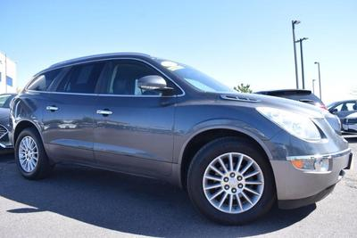 used 2012 Buick Enclave car