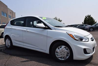 used 2016 Hyundai Accent car