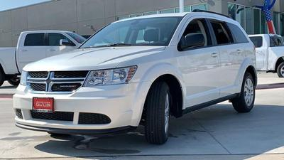 new 2019 Dodge Journey car, priced at $20,999