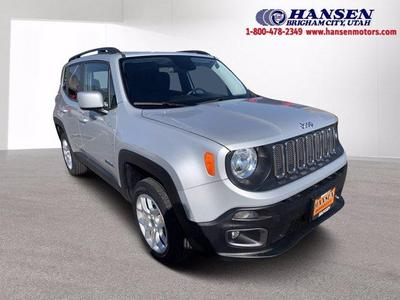 used 2016 Jeep Renegade car, priced at $18,598