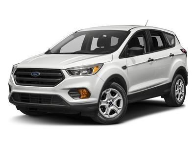 used 2017 Ford Escape car, priced at $14,528