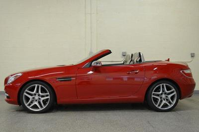 used 2013 Mercedes-Benz SLK-Class car, priced at $29,900