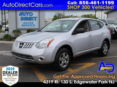used 2008 Nissan Rogue car, priced at $7,990
