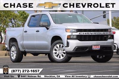 new 2021 Chevrolet Silverado 1500 car, priced at $37,745