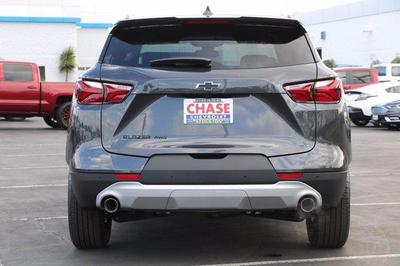 new 2021 Chevrolet Blazer car, priced at $37,989