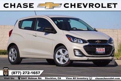 new 2020 Chevrolet Spark car, priced at $13,745