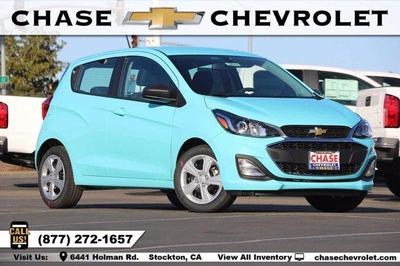 new 2021 Chevrolet Spark car, priced at $15,335