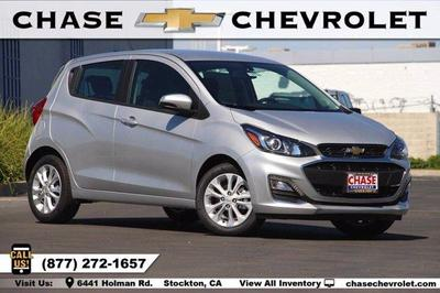 new 2020 Chevrolet Spark car, priced at $15,645