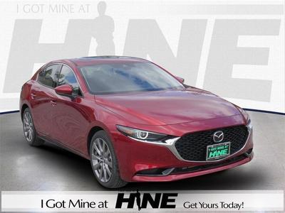 new 2021 Mazda Mazda3 car, priced at $27,305