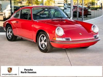 used 1970 Porsche 911 car