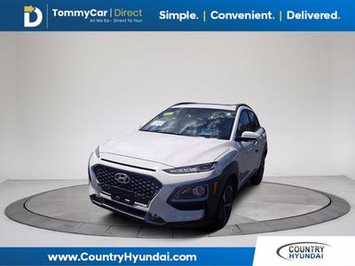 new 2020 Hyundai Kona car, priced at $26,639