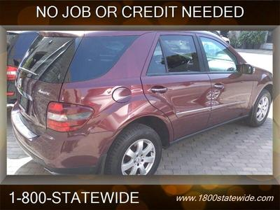 used 2006 Mercedes-Benz M-Class car