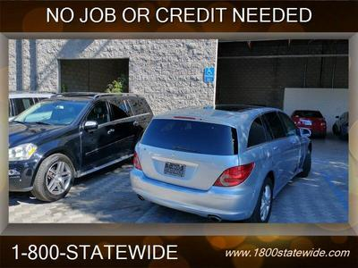used 2006 Mercedes-Benz R-Class car
