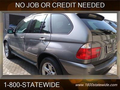 used 2006 BMW X5 car